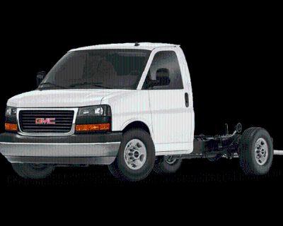 New 2021 GMC Savana Cutaway 3500 WT Rear Wheel Drive Extended Wheelbase