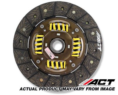 ACT Clutch Kit for the Focus ST!
