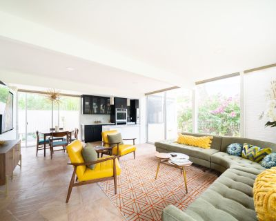 Historic Modern Mid Century Oasis in Palm Springs! - Palm Springs