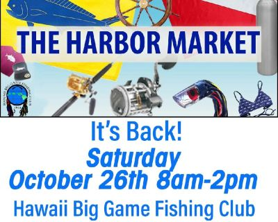Honokohau Harbor Market – Fishing, Boating, Dive Gear