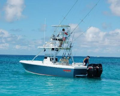 2022 Bluewater Sportfishing 2850