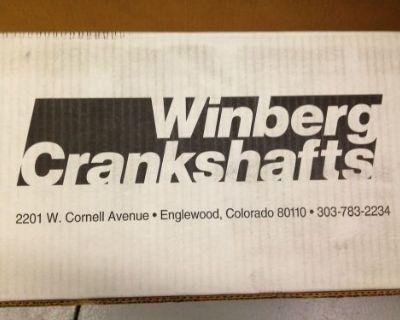 New Mopar Winberg Crankshaft W7 W8 W9 R3 Nascar