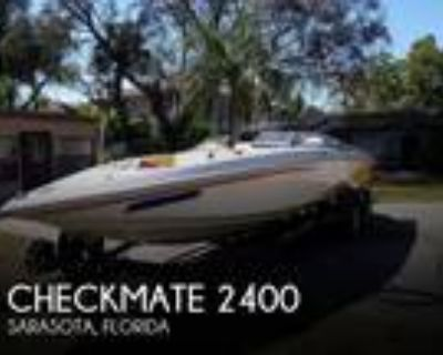 24 foot Checkmate BRX 2400 PULSARE