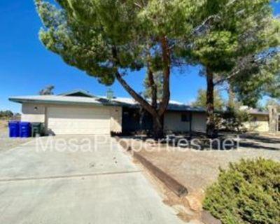 21974 Ramona Ave, Apple Valley, CA 92307 3 Bedroom House