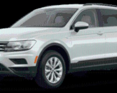 2019 Volkswagen Tiguan SE 4MOTION