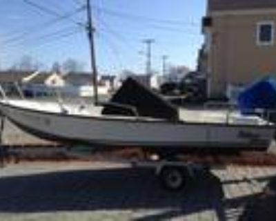 15 foot Hobie Skiff Power Boats Center Console