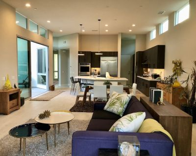 Brand New Designer House, Private Pool, in Golf Community close to Downtown - Palm Springs