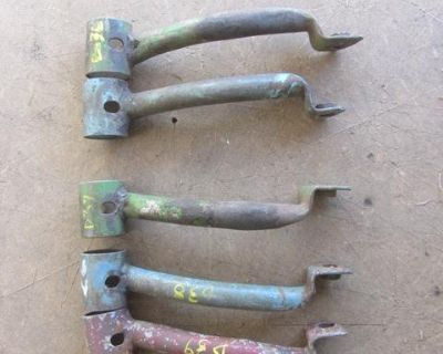 ghia front bumper support
