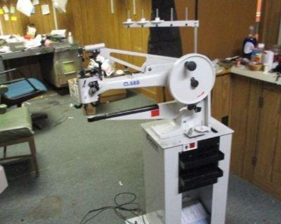 Shoe Repair Equipment Package RTR# 1021563-01