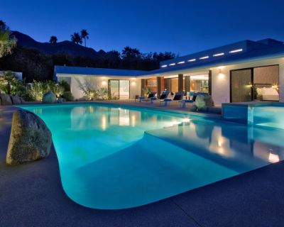 Lux Estate- Reconnect with Family & Friends. Gourmet kitchen, Tennis, Pool, Spa - Old Las Palmas