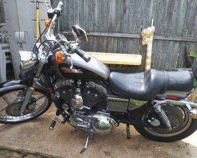 1996 Harley-Davidson SPORTSTER 1200 CUSTOM