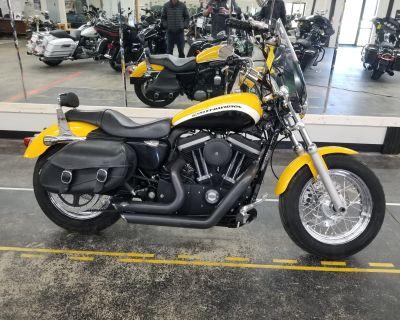2012 Harley-Davidson Sportster 1200 Custom Sport Blacksburg, SC