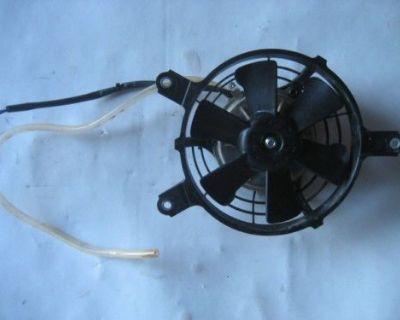 08 Yfz 450 Radiator Fan