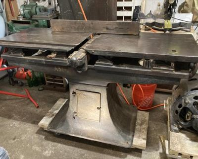 16 S.A.Woods Jointer