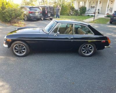 1972 MG MGB GT 83253