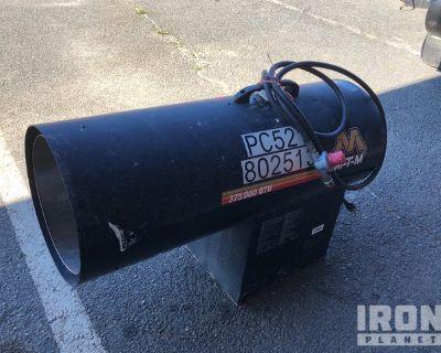 Mi-T-M Space Heater