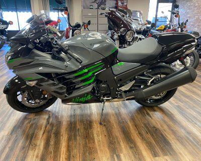 2021 Kawasaki Ninja ZX-14R ABS Supersport Statesville, NC