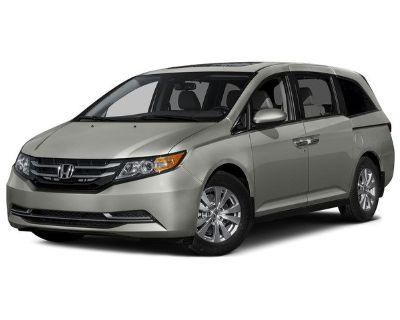 Pre-Owned 2015 Honda Odyssey EX-L FWD Mini-van, Passenger