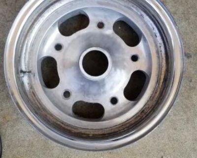 14x5.5 chaparral wheel rim