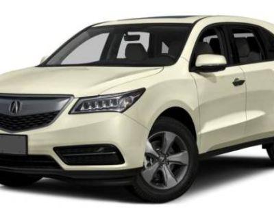 2016 Acura MDX Standard