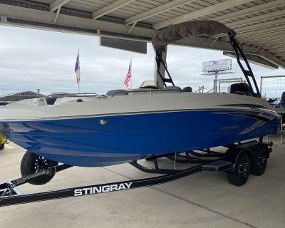 2021 Stingray 212SC