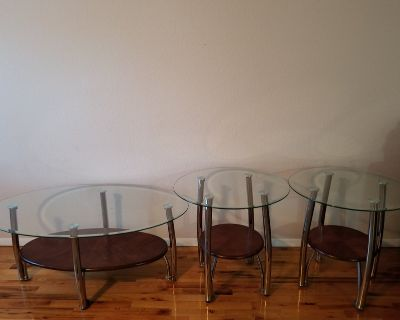 Table + End Tables