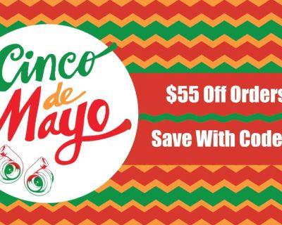 Cinco De Mayo SALE!!!!!!