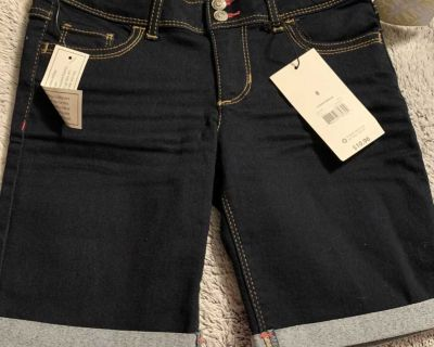 New with tags! Jordache Jean shorts