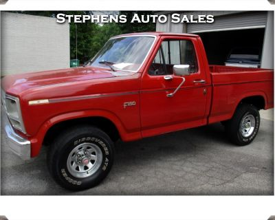 1985 Ford 1/2 Ton Truck