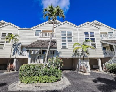Beautiful Townhome- Steps to Beach -Spectacular Views! OFFICIAL RESORT LISTING - Captiva