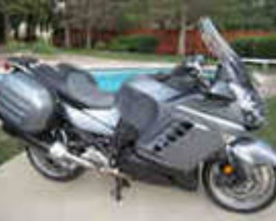 Very Very Good Conditions 2008 Kawasaki Concours Zg 14 1400