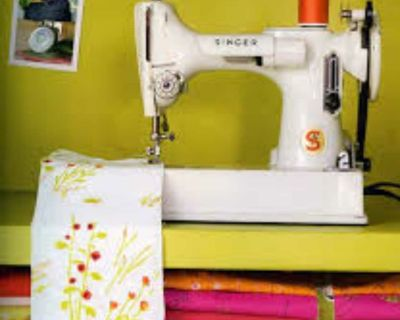 Looking for sewing teacher