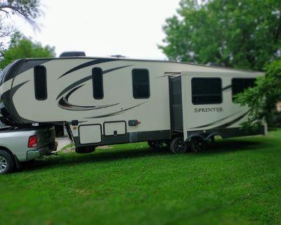 2017 keystone camper