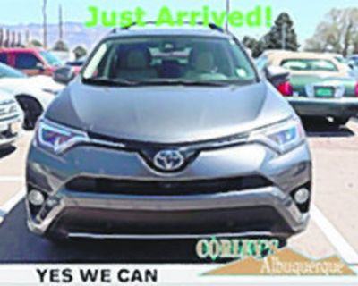 TOYOTA 2018 RAV4 Hybrid Limited, CVT, All Wheel Drive, 42k miles, Stock #V7988A $27,984...
