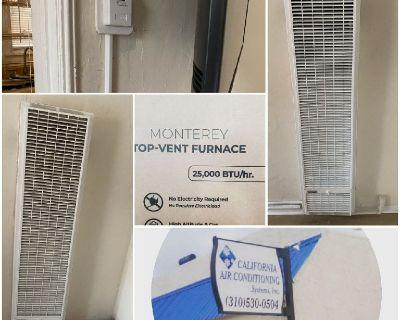 Wall & Floor Heater Repair Los Angeles