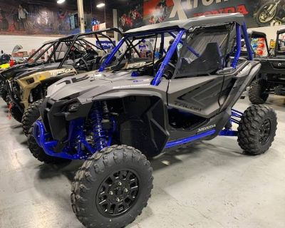 2021 Honda Talon 1000R FOX Live Valve Utility Sport Brilliant, OH