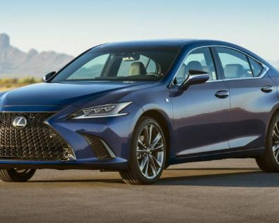 2020 Lexus ES ES 350