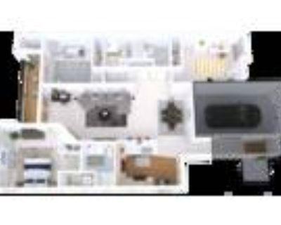 Centennial Park Apartments - CP Arbors - UPPER - 3 Bed, 2 Bath