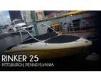 25 foot Rinker 25