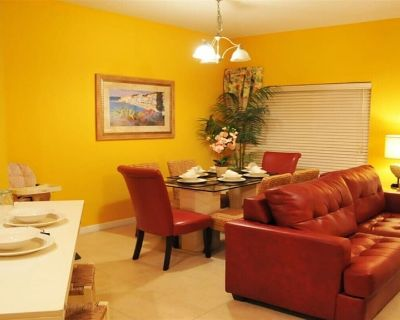 Life Can Be Tough, This Does Not. Book This Fabulous Home+Resort - Kissimmee