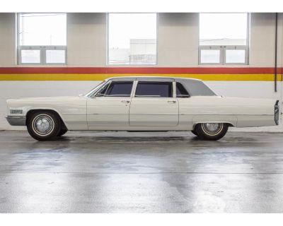 1966 Cadillac Fleetwood Limousine