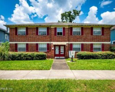 2153 Post St #7, Jacksonville, FL 32204 1 Bedroom Apartment