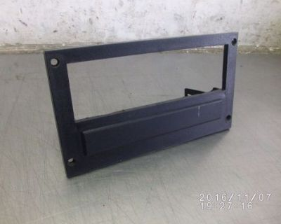 87-93 Ford Mustang Gt Lx Aftermarket Radio Installation Console Panel 88 89 90