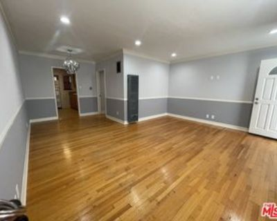 1435 N Poinsettia Pl #B, Los Angeles, CA 90046 1 Bedroom Apartment