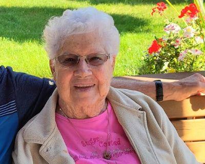 Happy 100th Birthday Evelyn Bessie Gavin (Potter)