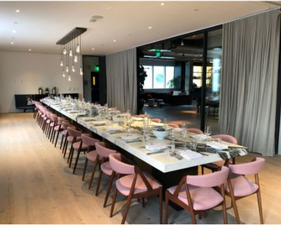 Large Private Dining Room, Beverly Hills, CA