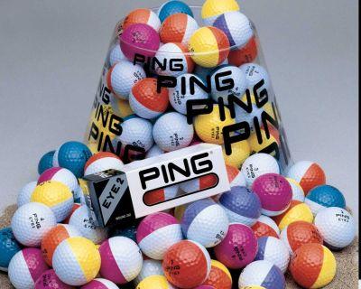 WTB - Ping Golf Balls