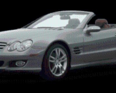 2007 Mercedes-Benz SL SL 550 V8 Roadster