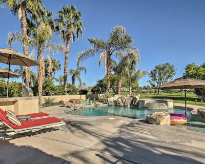 Saltwater Pool Oasis & PGA West Weiskopf Golf Course Home 3 Bdrm # 066784 - La Quinta