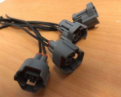 Deatschwerks Fuel Injector Clip Sumitomo Top Feed Type - Conn-sumitomo